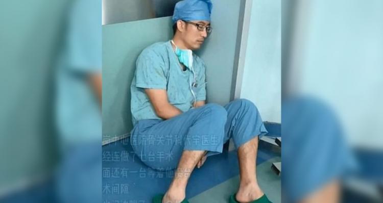 cirujano dormido