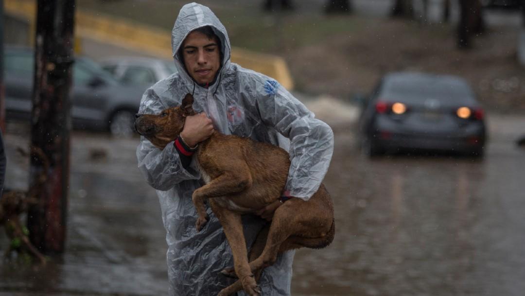 Pronostican lluvias sobre el noreste, sur, sureste y oriente de México