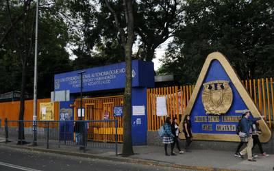 Desmanes en CCH Azcapotzalco por muerte de estudiante, acusan de negligencia