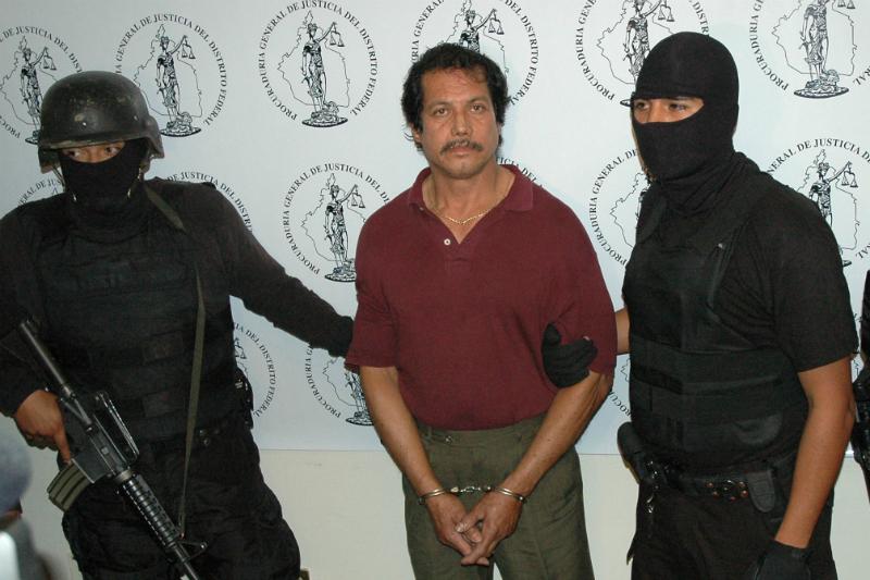 Alfredo Ríos Galeana
