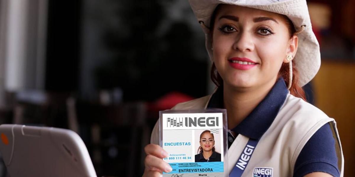 Estos son los requisitos para ser entrevistador del Inegi; pagan 11 mil pesos