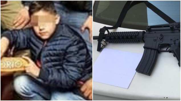 """Armas, droga, narcocorridos y peleas de gallo: así era la vida de Alexis, hijo de """"El Ojos"""""""