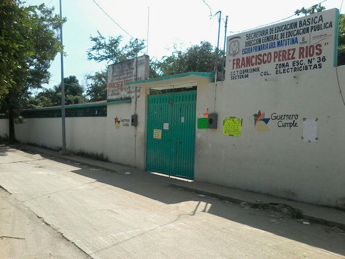 primaria Francisco Pérez