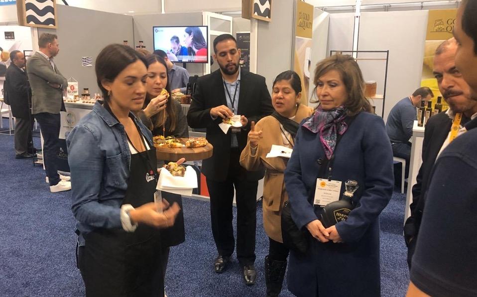 Promueven alimentos y bebidas mexicanas en EU