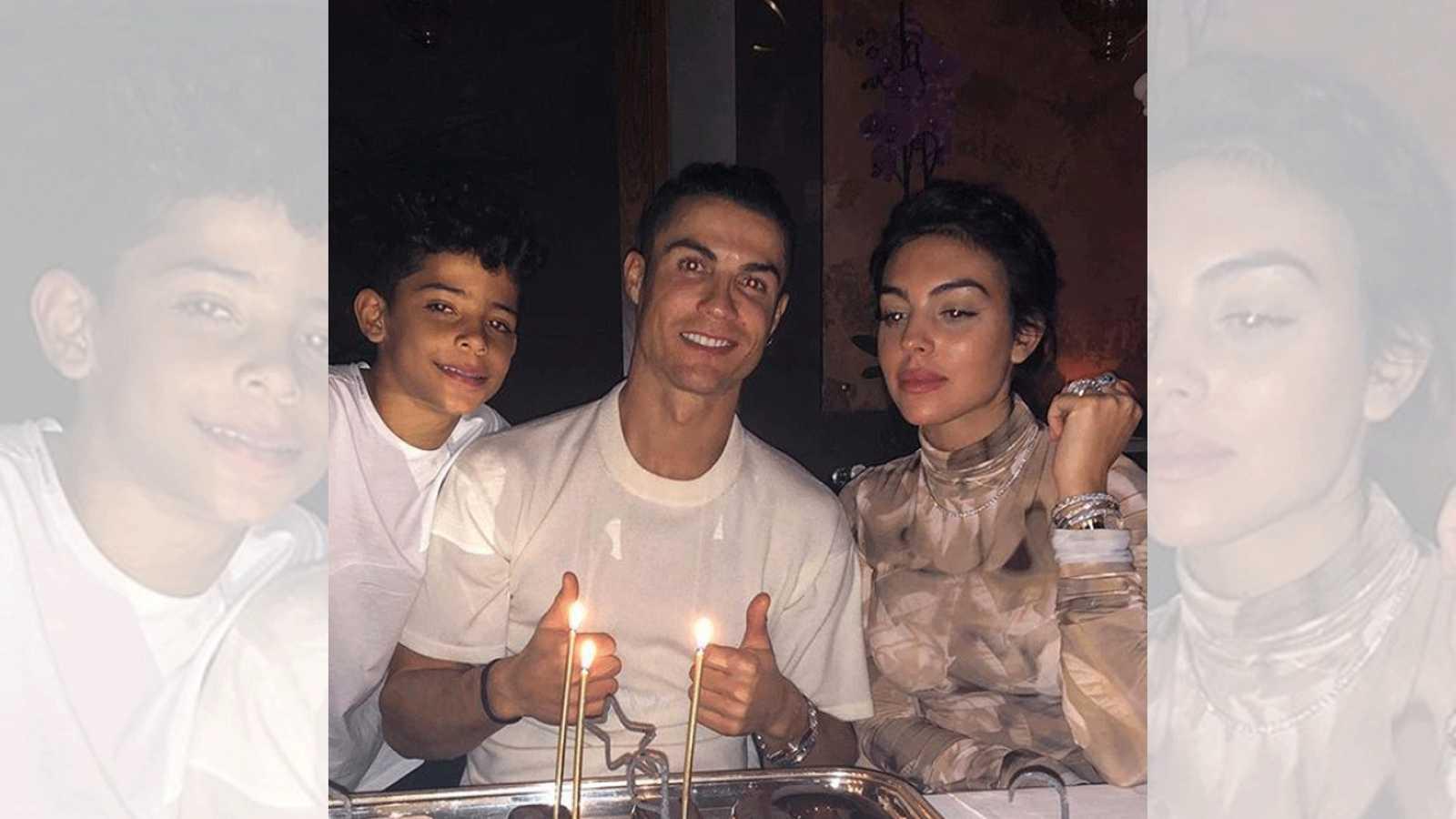 El regalo de cumpleaños de Georgina Rodríguez a Cristiano Ronaldo