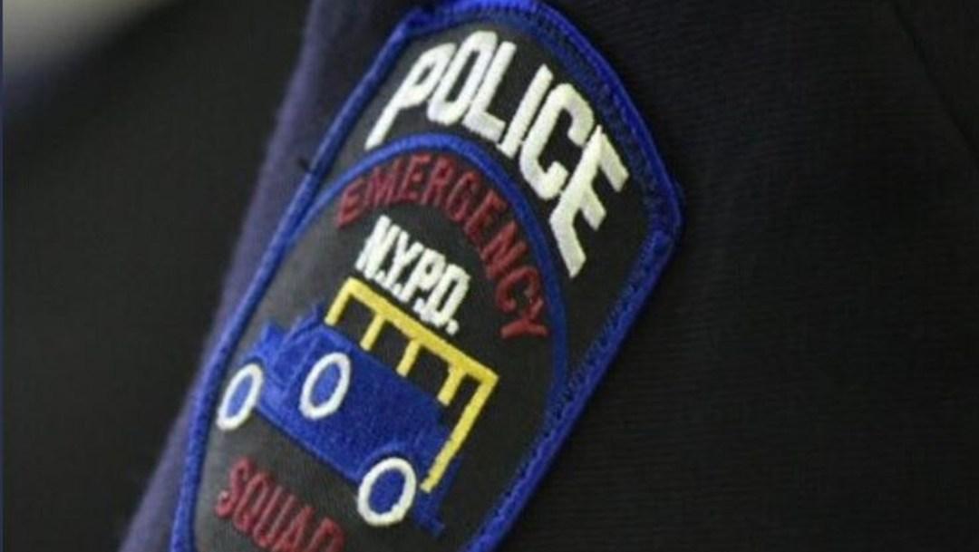 Detienen en Nueva York a presunto atacante de policía