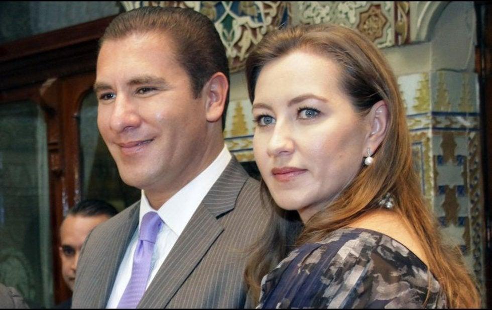 Martha Erika Alonso y Moreno Valle
