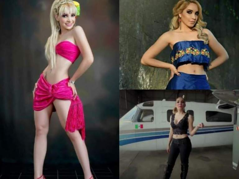La Barbie del narco
