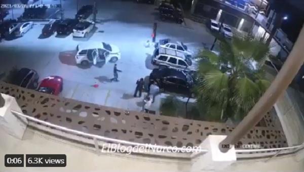 ataque a bar