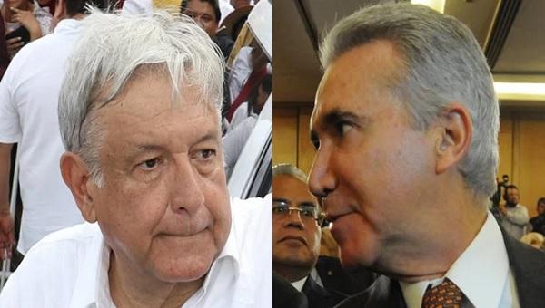 AMLO y Madrazo