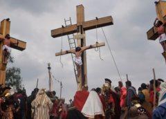 Pasión de Cristo desde Iztapalapa