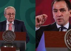 Alcocer y Herrera son denunciados ante FGR por desabasto de medicamentos